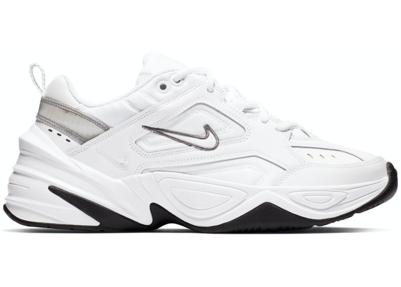 escanear Hombre rico Adolescencia  Nike M2K Tekno White - BQ3378-100