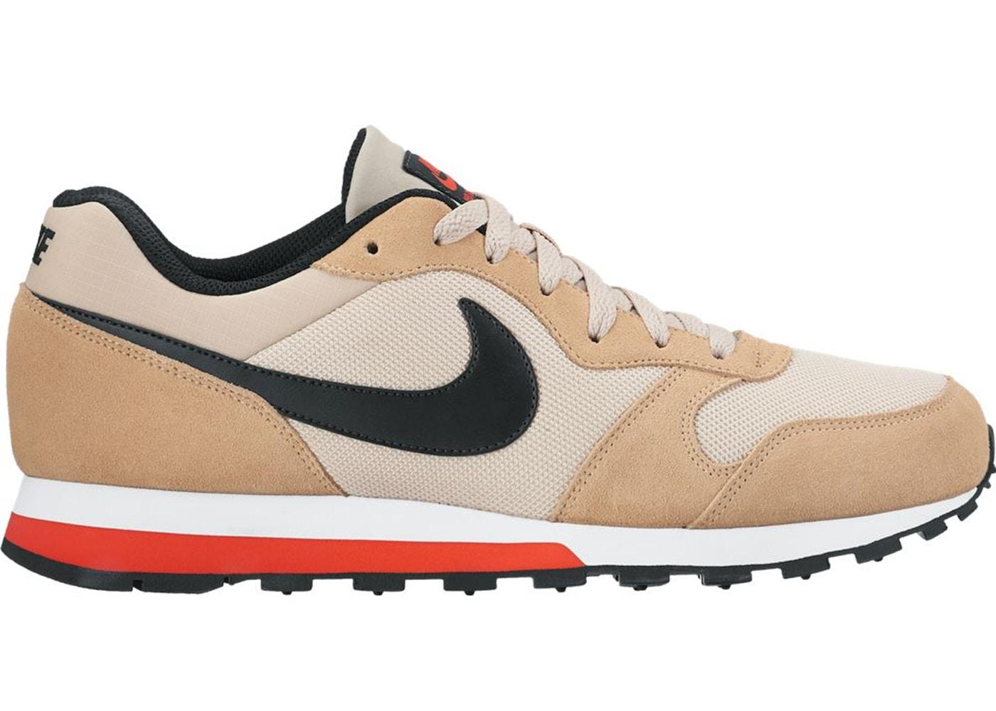 Autocomplacencia Hecho de paño  Nike MD Runner 2 Linen Black - 749794-200