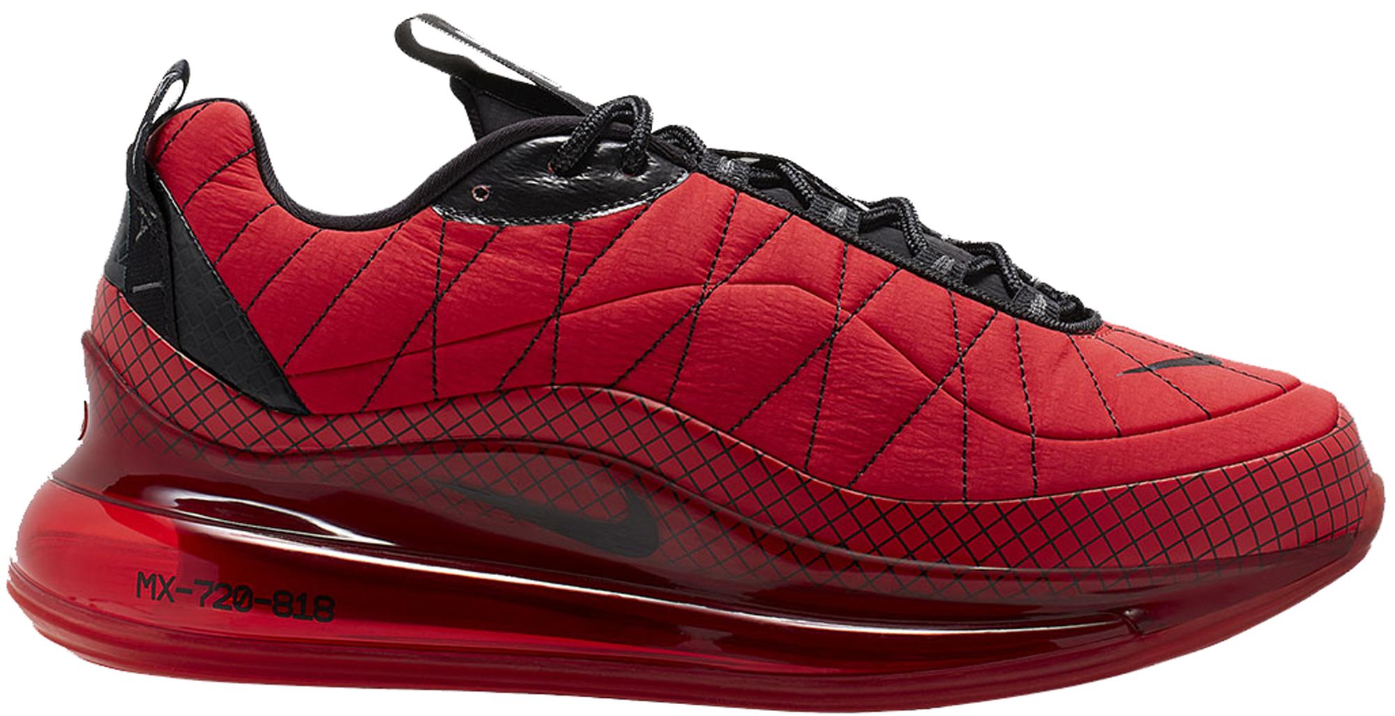 Nike MX 720 818 University Red Black