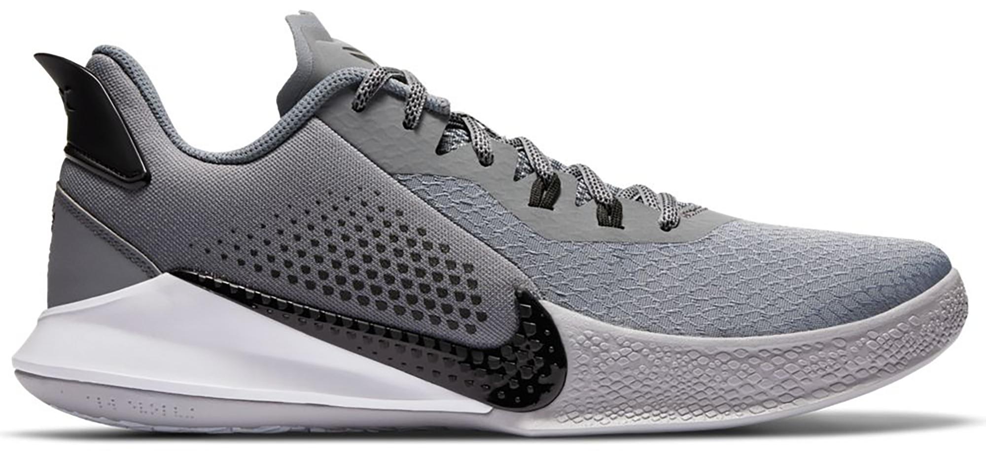 Nike Mamba Fury Cool Grey (Team