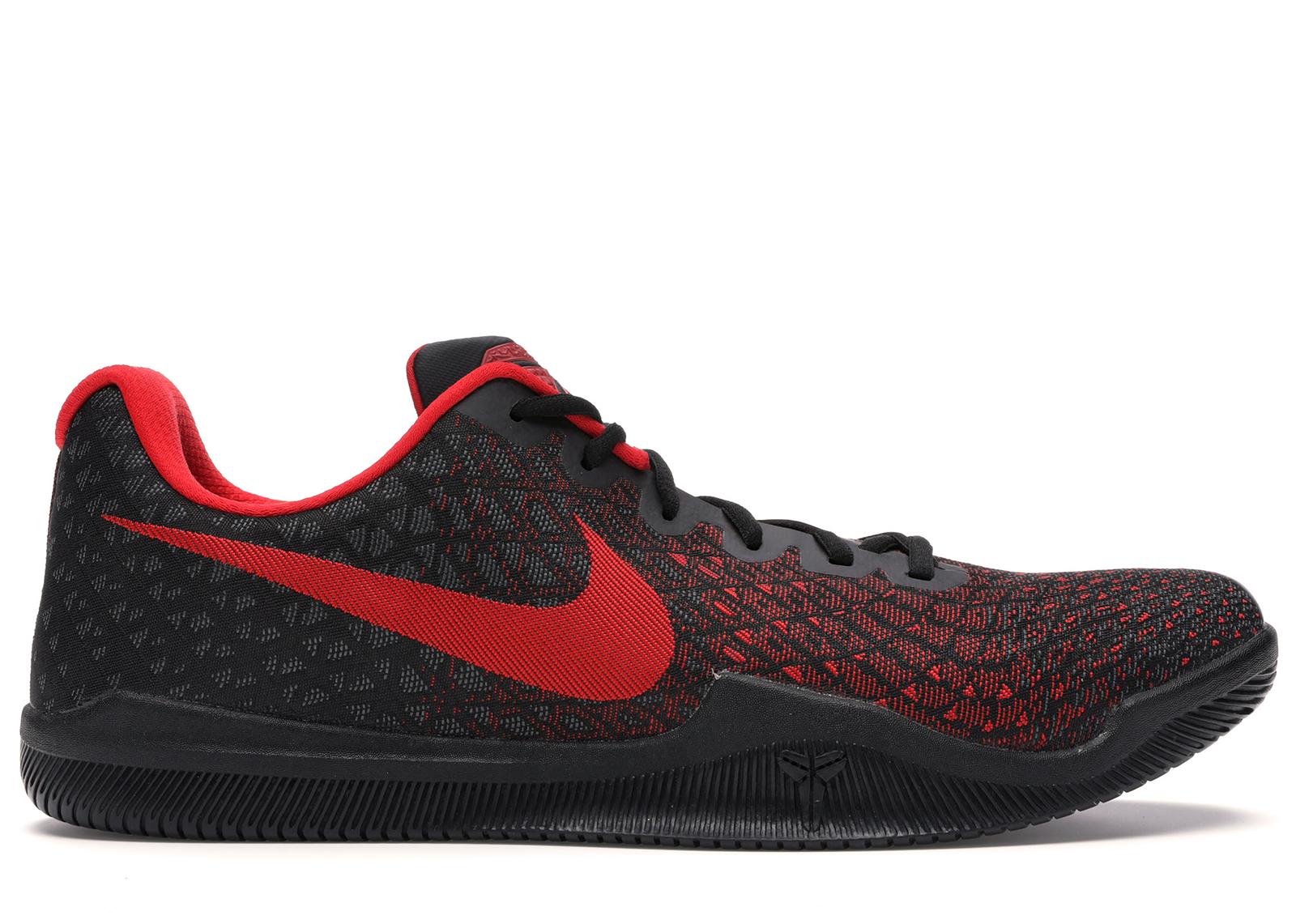 Nike Mamba Instinct Bred - 852473-016
