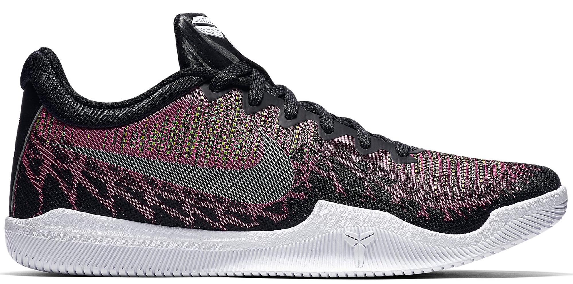 Nike Mamba Rage Pink Blast - 908972-600