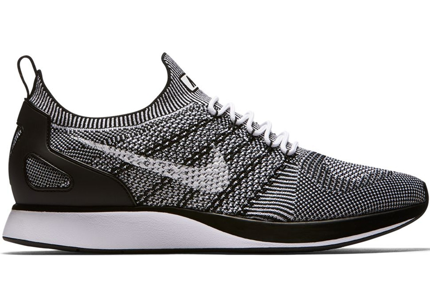 separation shoes 05db7 f24aa Sell. or Ask. Size 7. View All Bids. Nike Mariah Flyknit Racer Oreo
