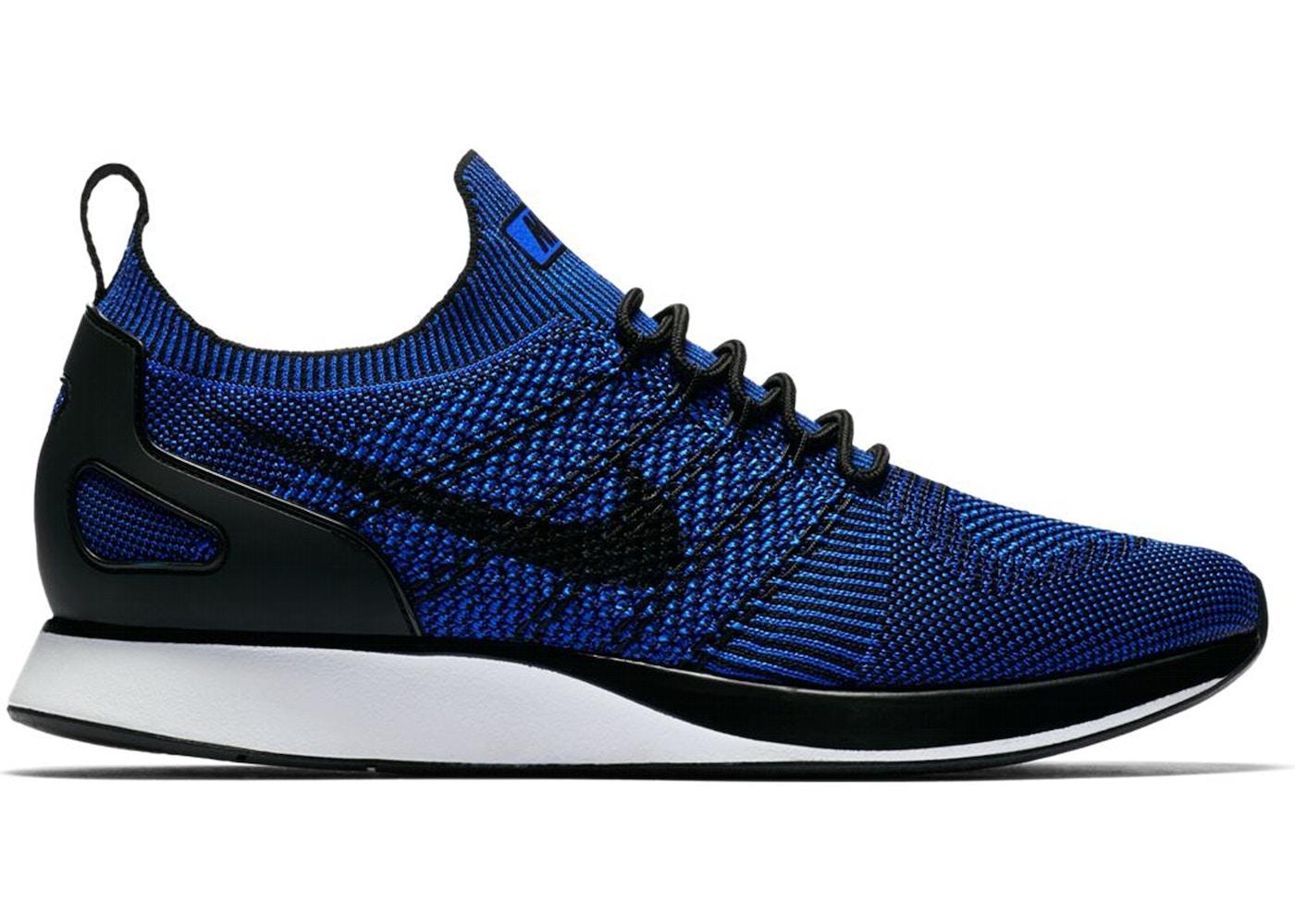 Nike Mariah Flyknit Racer Racer Blue