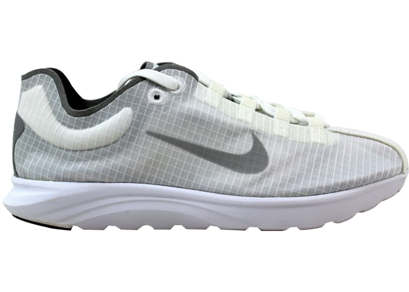 new concept ef4bd 6d85d Nike Mayfly Lite SI White Reflect Silver-Wolf Grey (W) - 881196-100