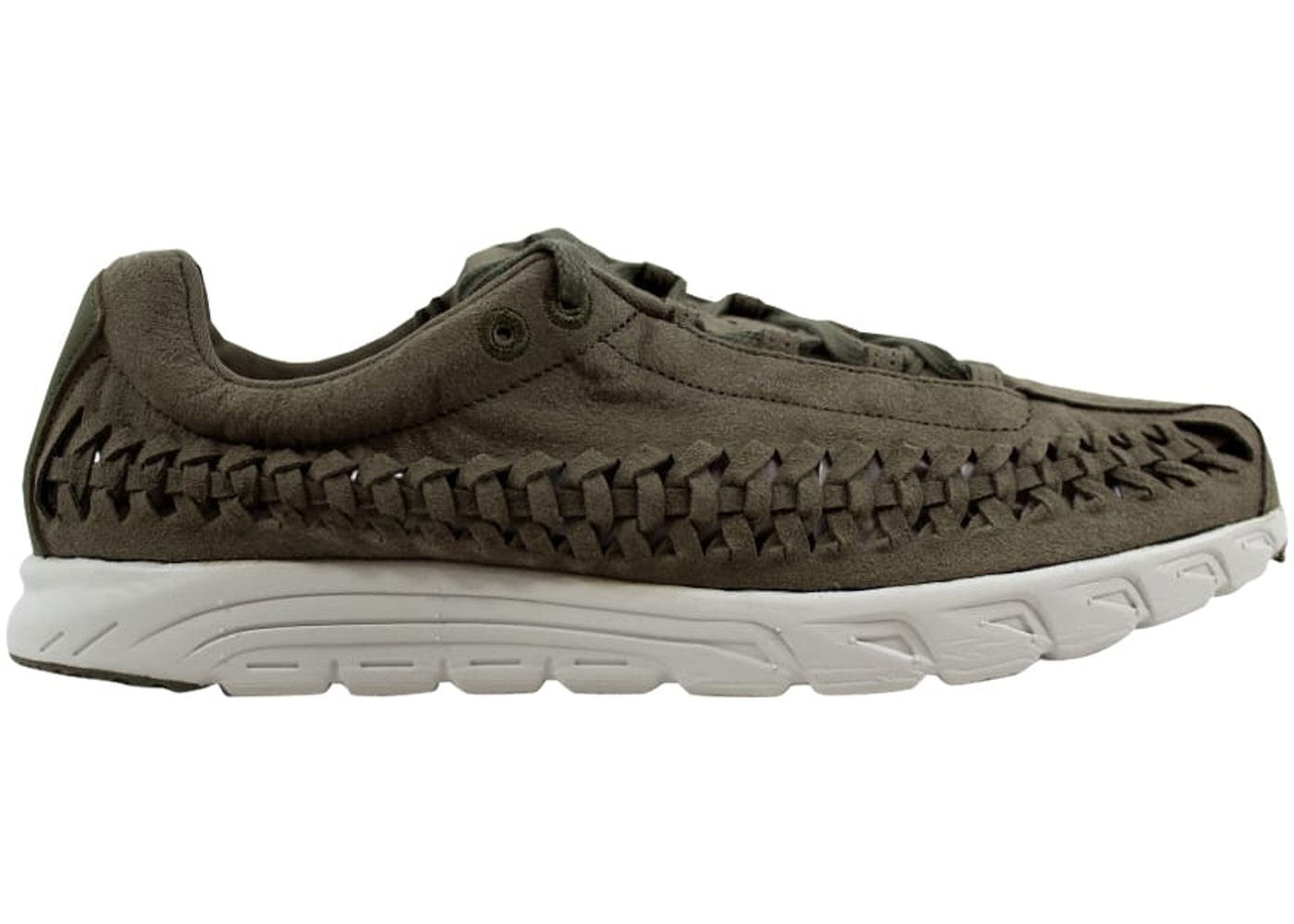 best cheap a031f e3f23 Sell. or Ask. Size --. View All Bids. Nike Mayfly Woven Medium Olive/Light  Bone-Black