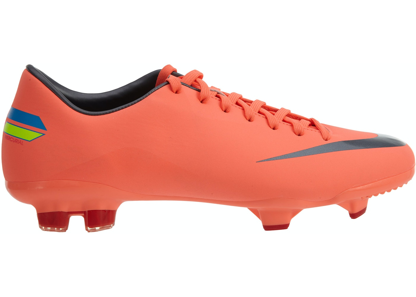 6204200fbb Nike Mercurial Glide III Fg Brght Mng Mtlc Drk Gry-Chllng - 509123-800