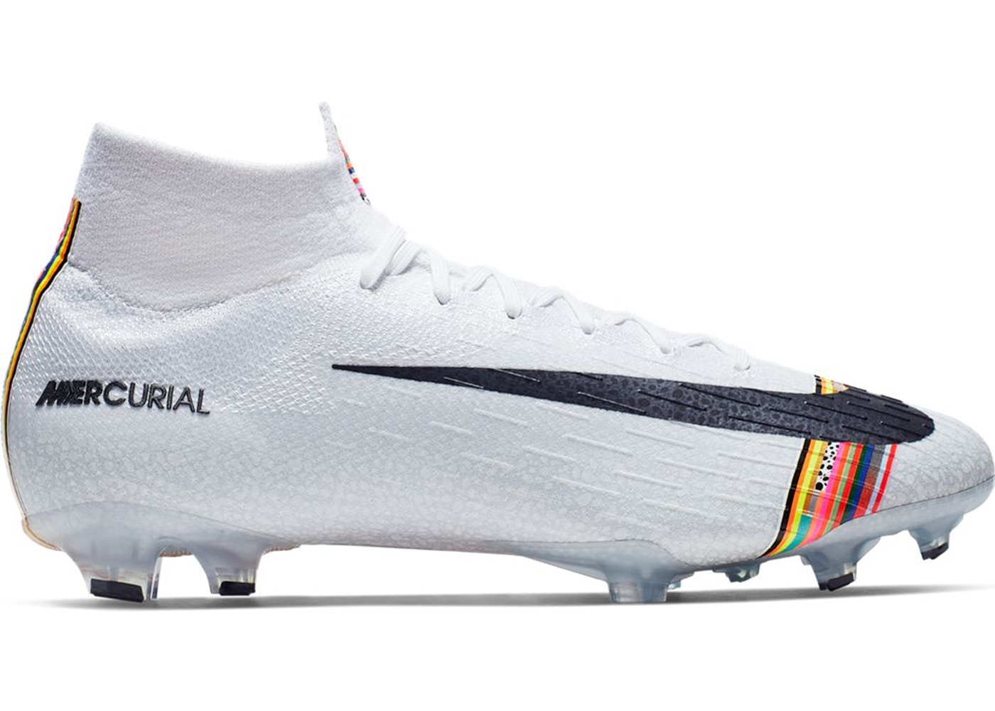 promo code bffe0 c5363 Nike Mercurial Superfly 360 Elite FG Lvl Up Pure Platinum