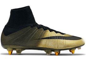 sports shoes 7f8e0 d5d02 Nike Mercurial Superfly CR7 Cristiano Ronaldo Rare Gold - 804076-090
