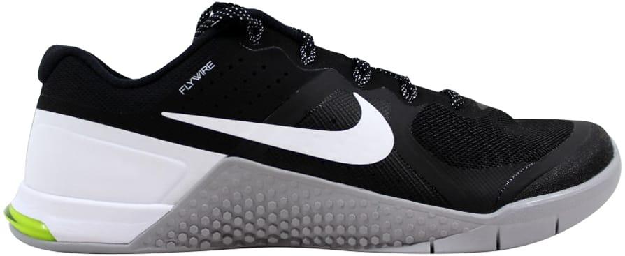 Nike Metcon 2 Black/White-Wolf Grey