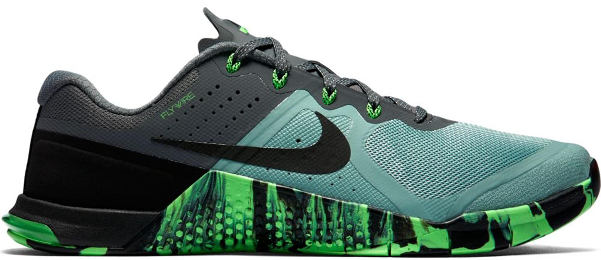 Nike Metcon 2 Cannon Rage Green