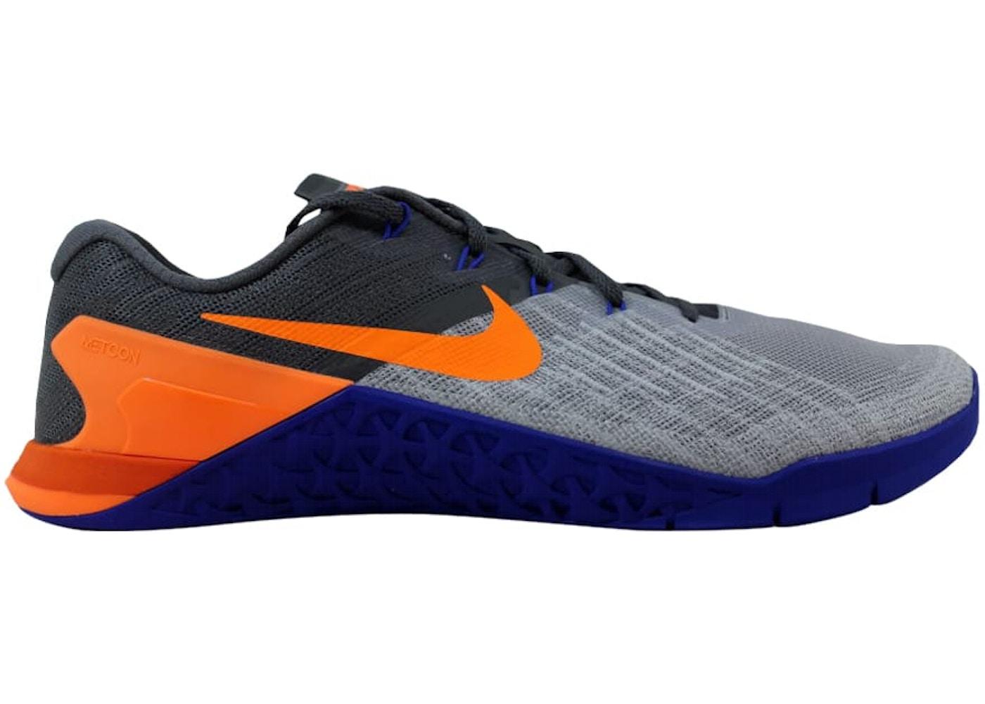 Nike Metcon 3 Wolf Grey Tart-Dark Grey - 852928-003 dc7d46171c12