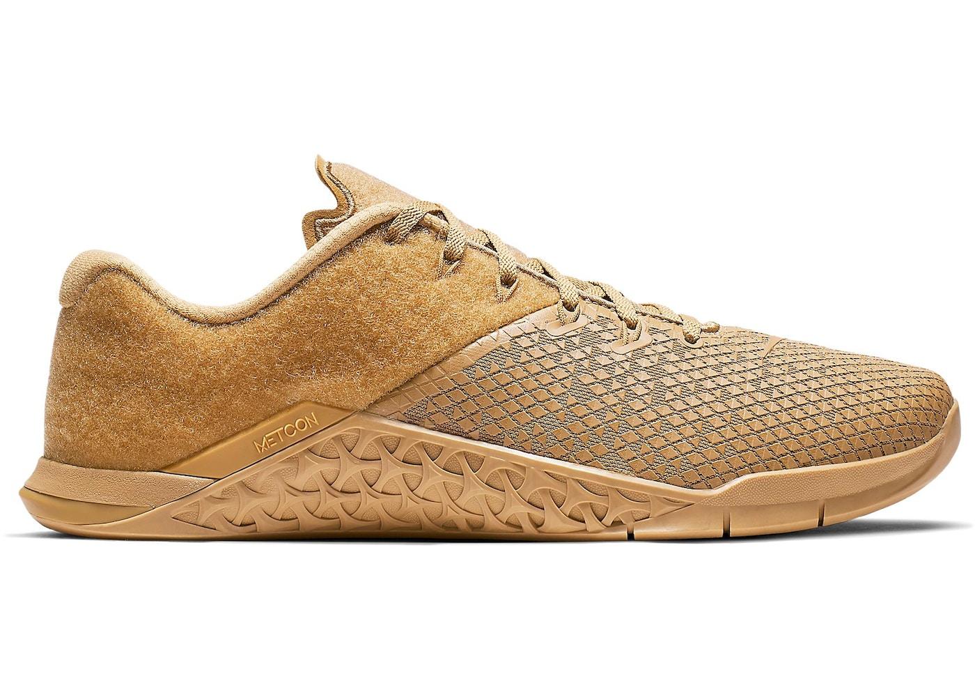 f5e32e5000 Nike Metcon 4 Patches Elemental Gold - BQ3088-700