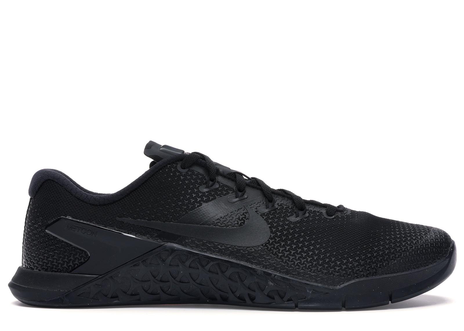 Nike Metcon 4 Triple Black - AH7453-001