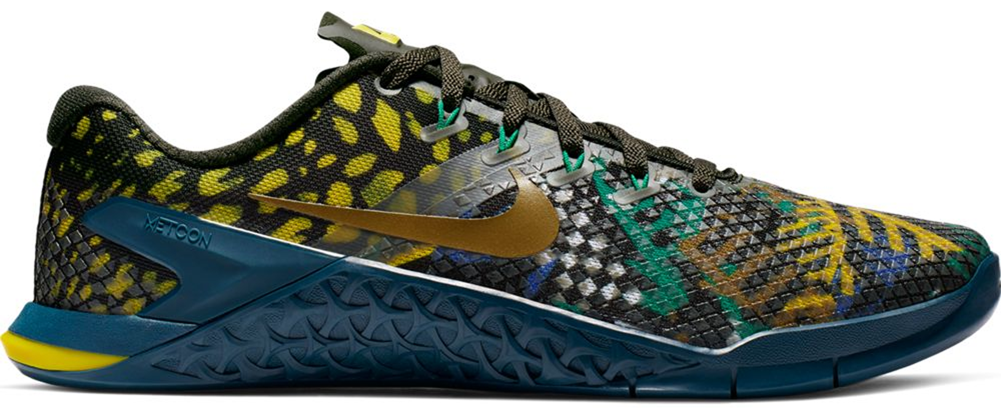 Pre-Owned Nike Metcon 4 Xd Multi-color