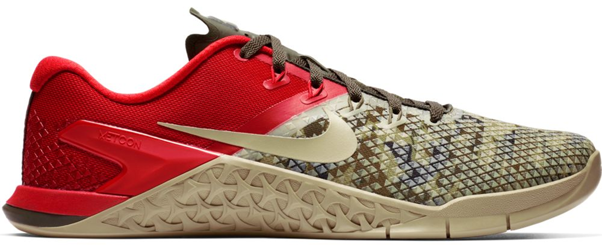 Nike Metcon 4 XD Sequoia University Red