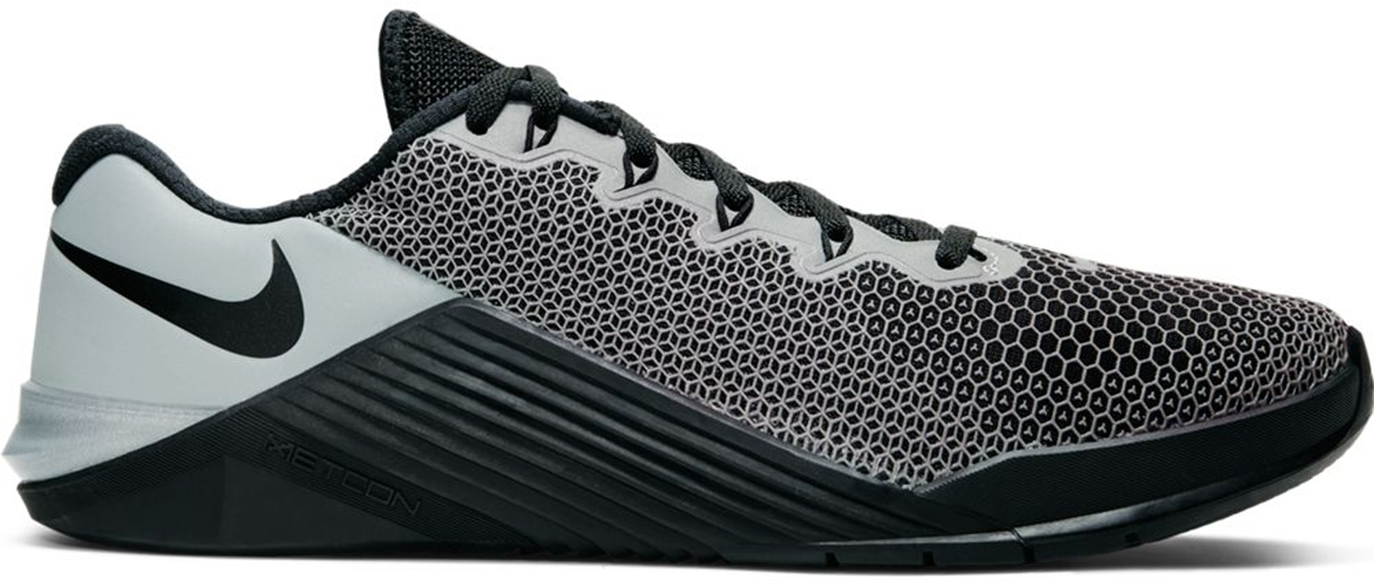 Nike Metcon 5 Night Time Shine In Black/Silver-Black