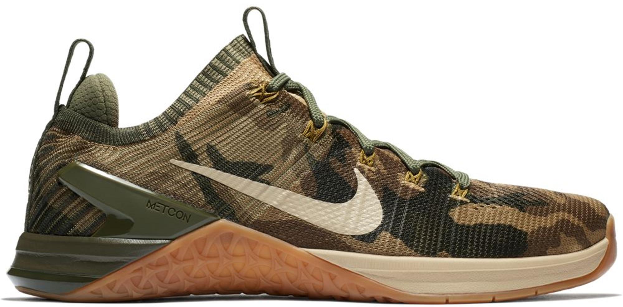 Nike Metcon DSX Flyknit 2 Army Camo