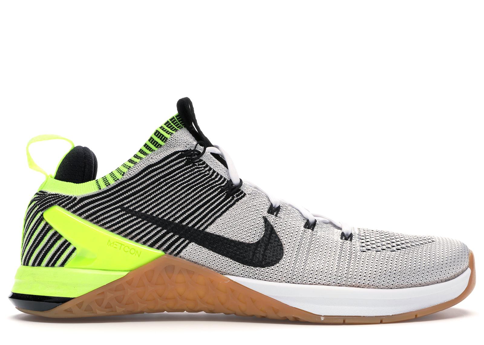 Nike Metcon DSX Flyknit 2 White Black