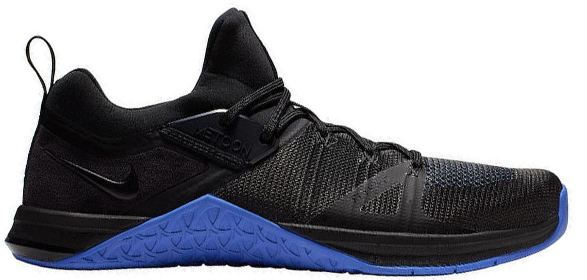 Nike Metcon Flyknit 3 Black Blue