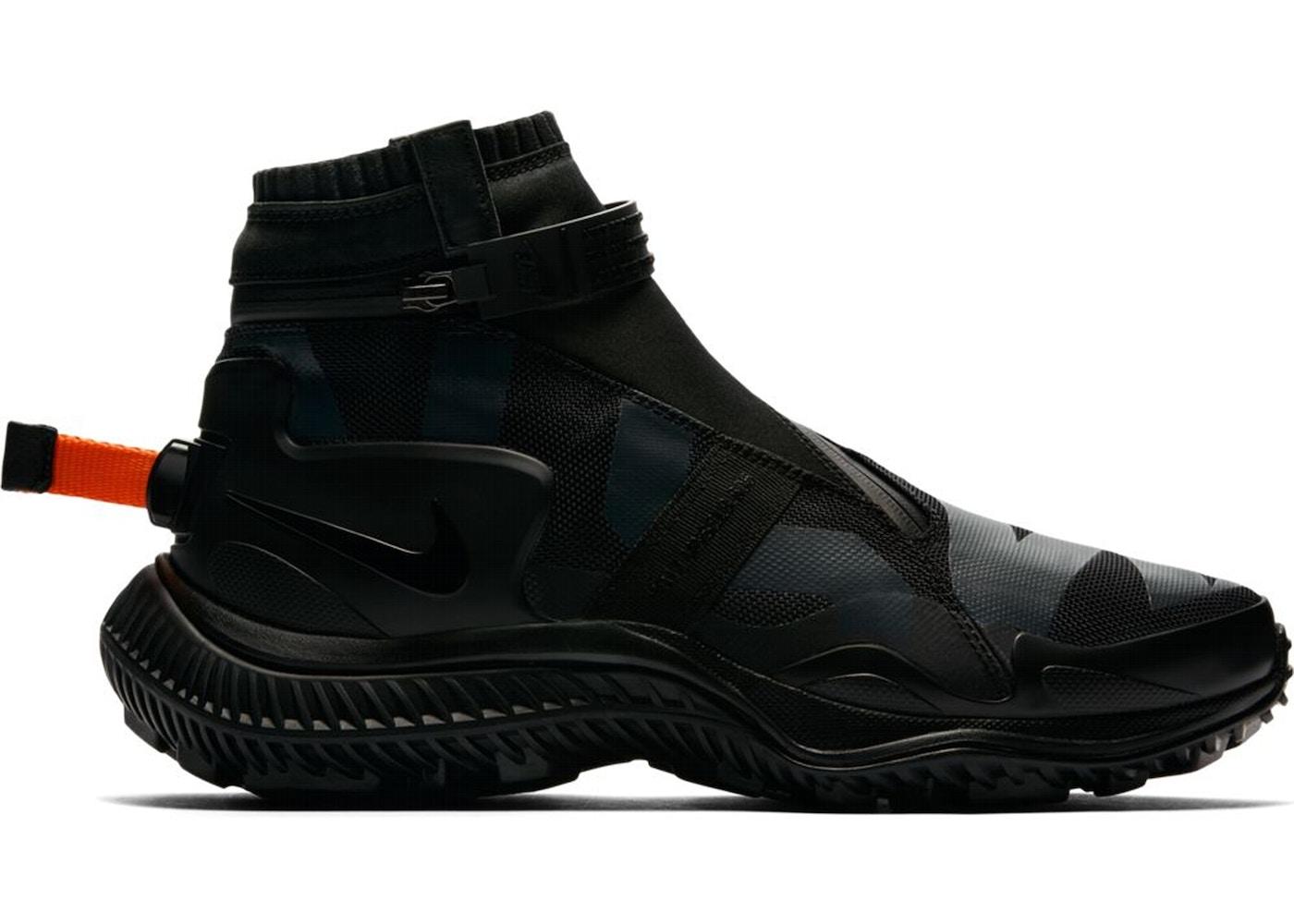28e27271d3c Nike NSW Gaiter Boot Black Anthracite