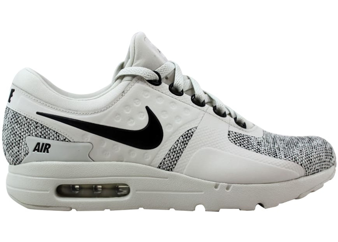 le dernier 23b64 f189d Nike Air Max Zero SE Light Bone - 918232-003