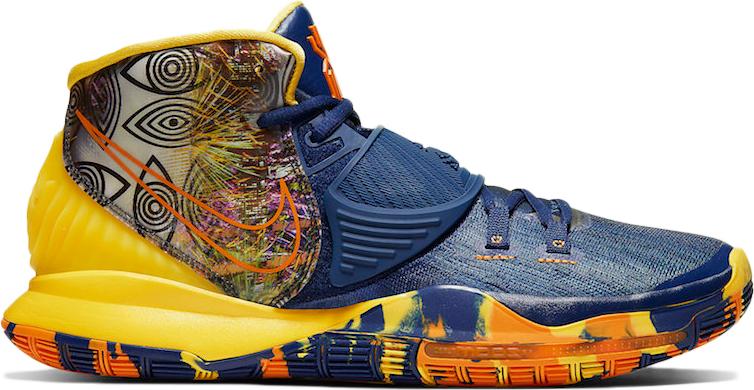 Nike Kyrie 6 Preheat Collection Taipei