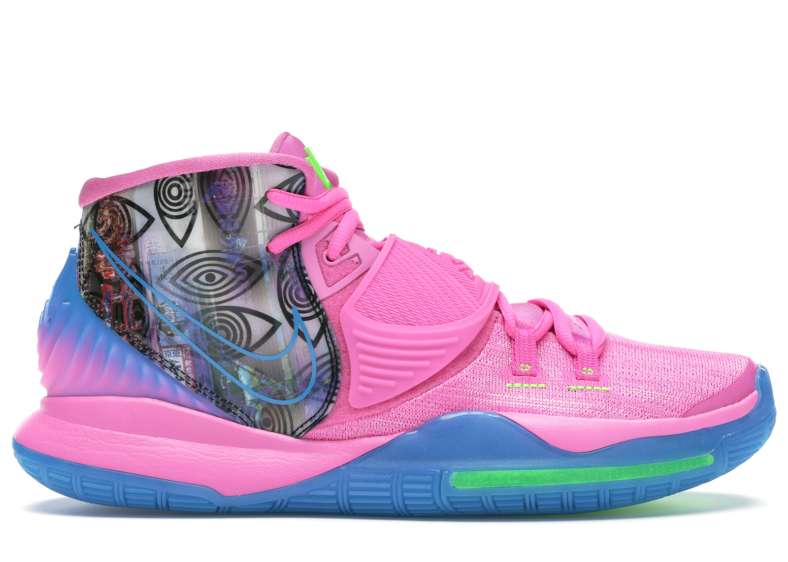 Nike Kyrie 6 Preheat Collection Tokyo