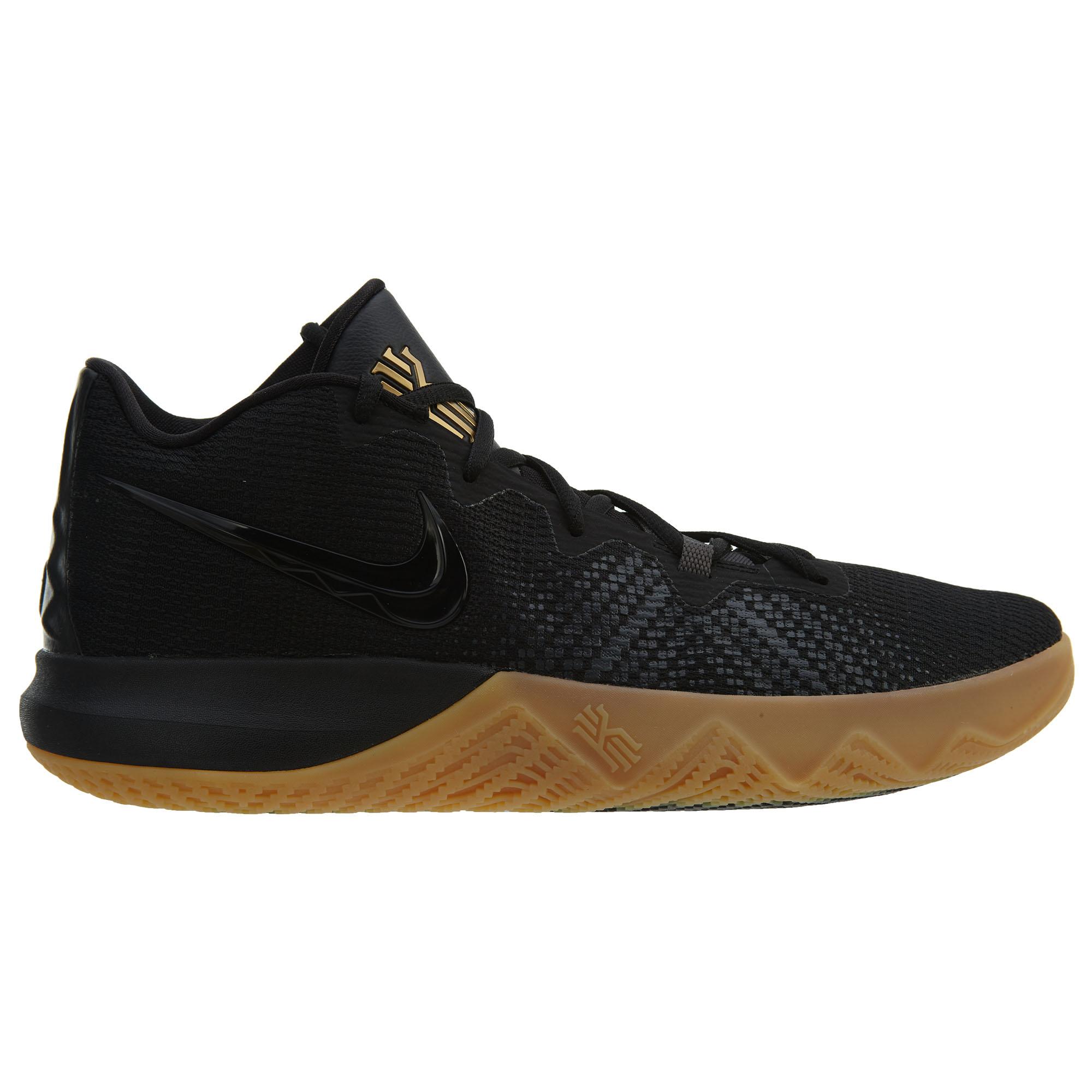 Nike Kyrie Flytrap Black Black-Metallic