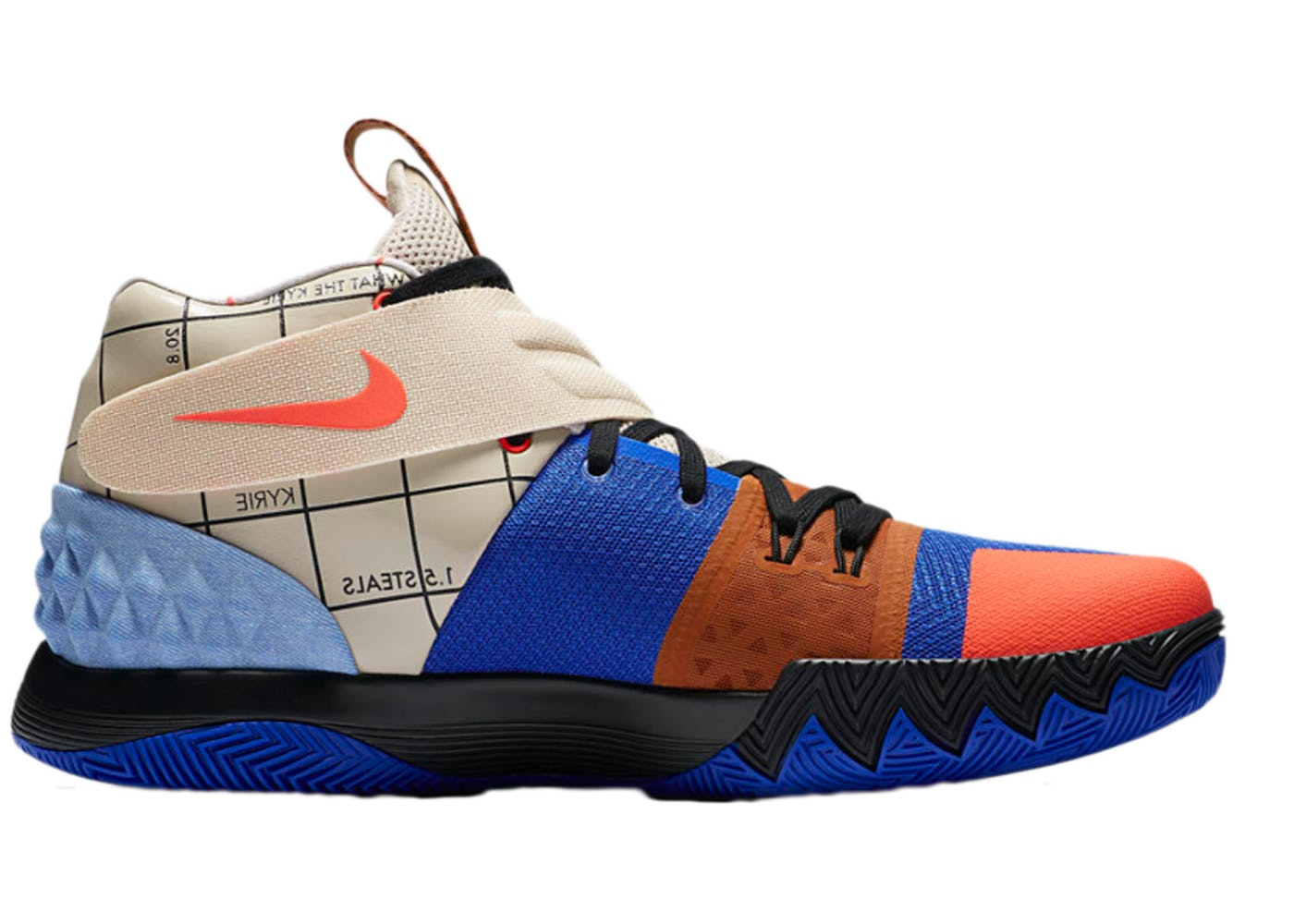 Nike Kyrie S1 Hybrid What The (Multicolor)