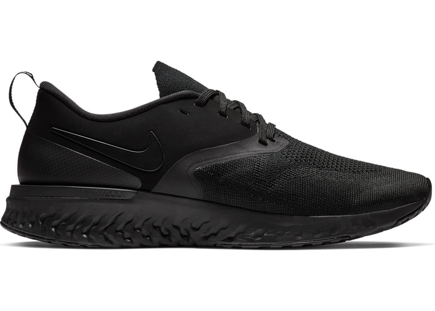 promo code 83e0a 93a79 Sell. or Ask. Size 9. View All Bids. Nike Odyssey React 2 Flyknit Triple  Black