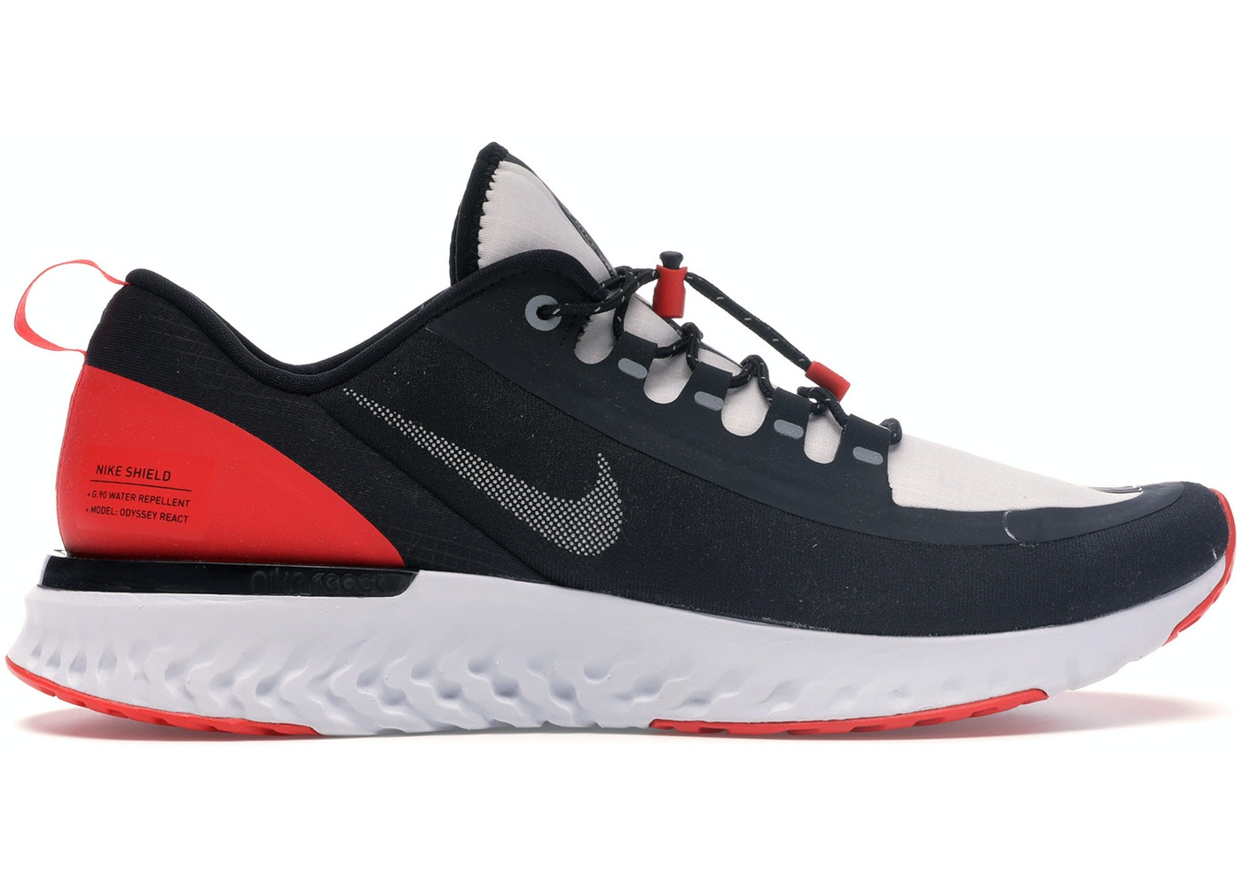 0871fd731c97 Sell. or Ask. Size  11. View All Bids. Nike Odyssey React Shield ...