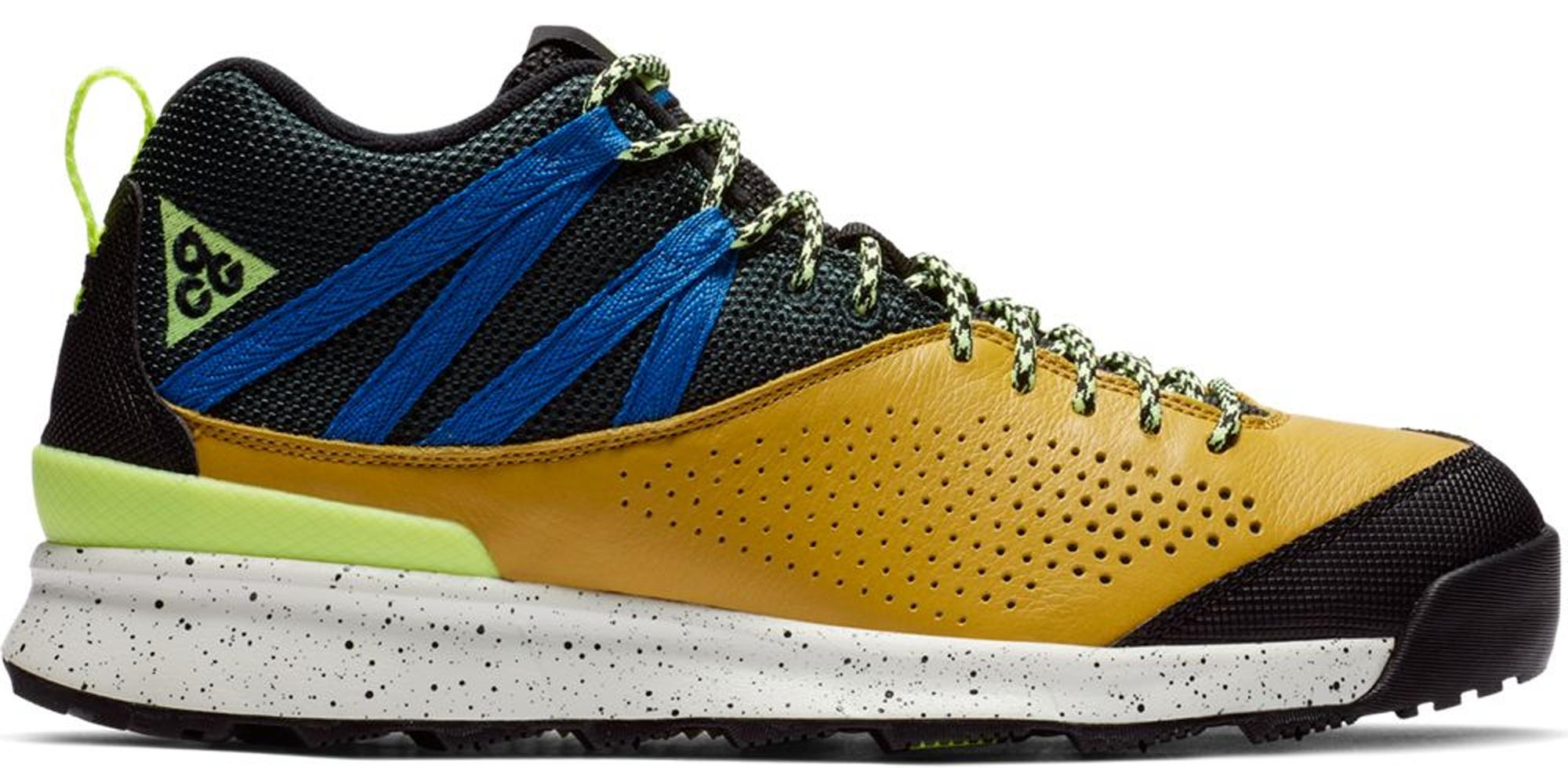 Nike Okwahn II Dark Citron Outdoor