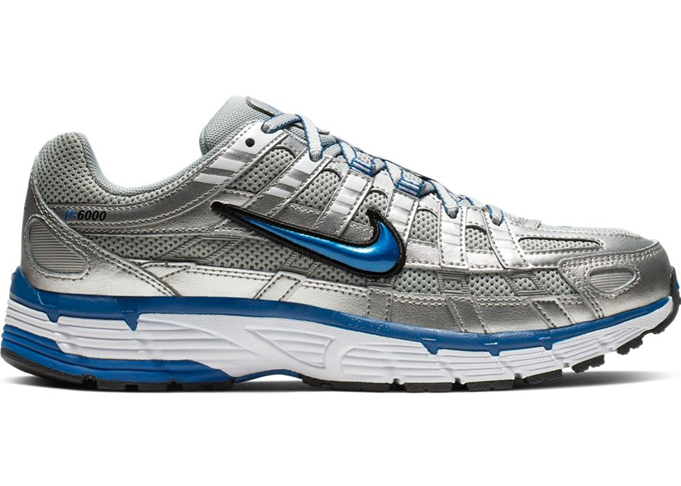 new style 4a58d e2622 Nike P-6000 Laser Blue (W)