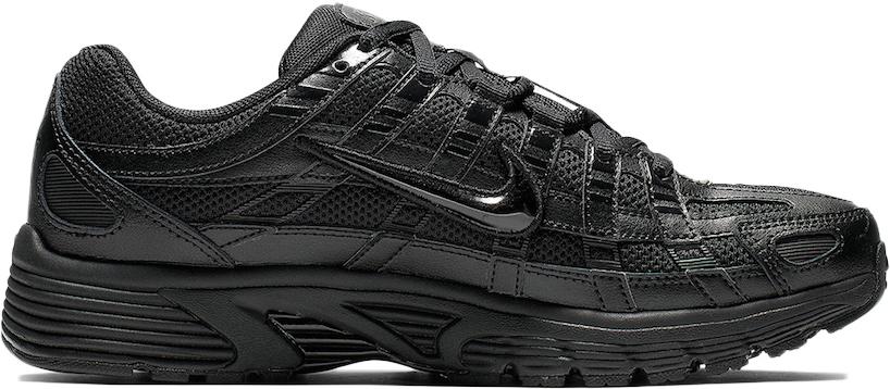 Nike P-6000 Triple Black (W)