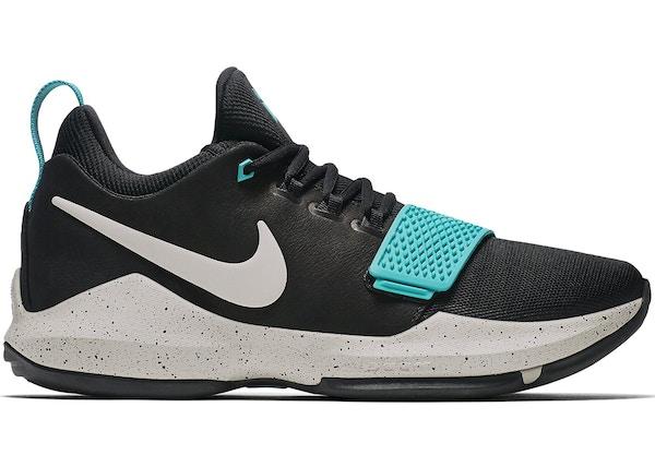 quality design da349 ba4ed Nike PG 1 Black Aqua