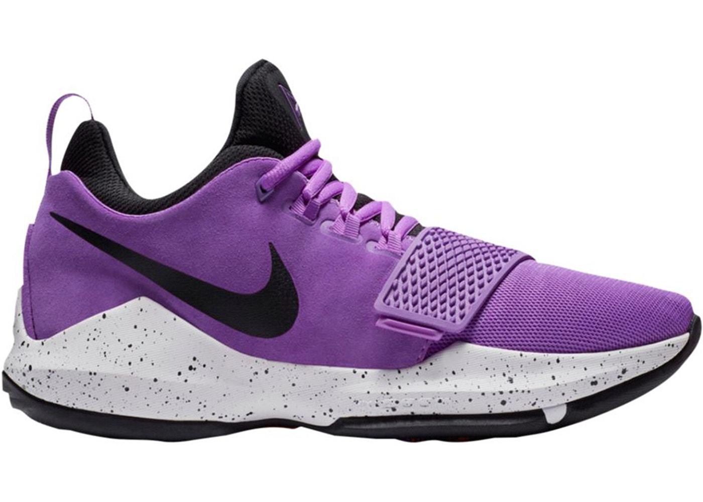 b011f4af Nike PG 1 Bright Violet - 878627-500