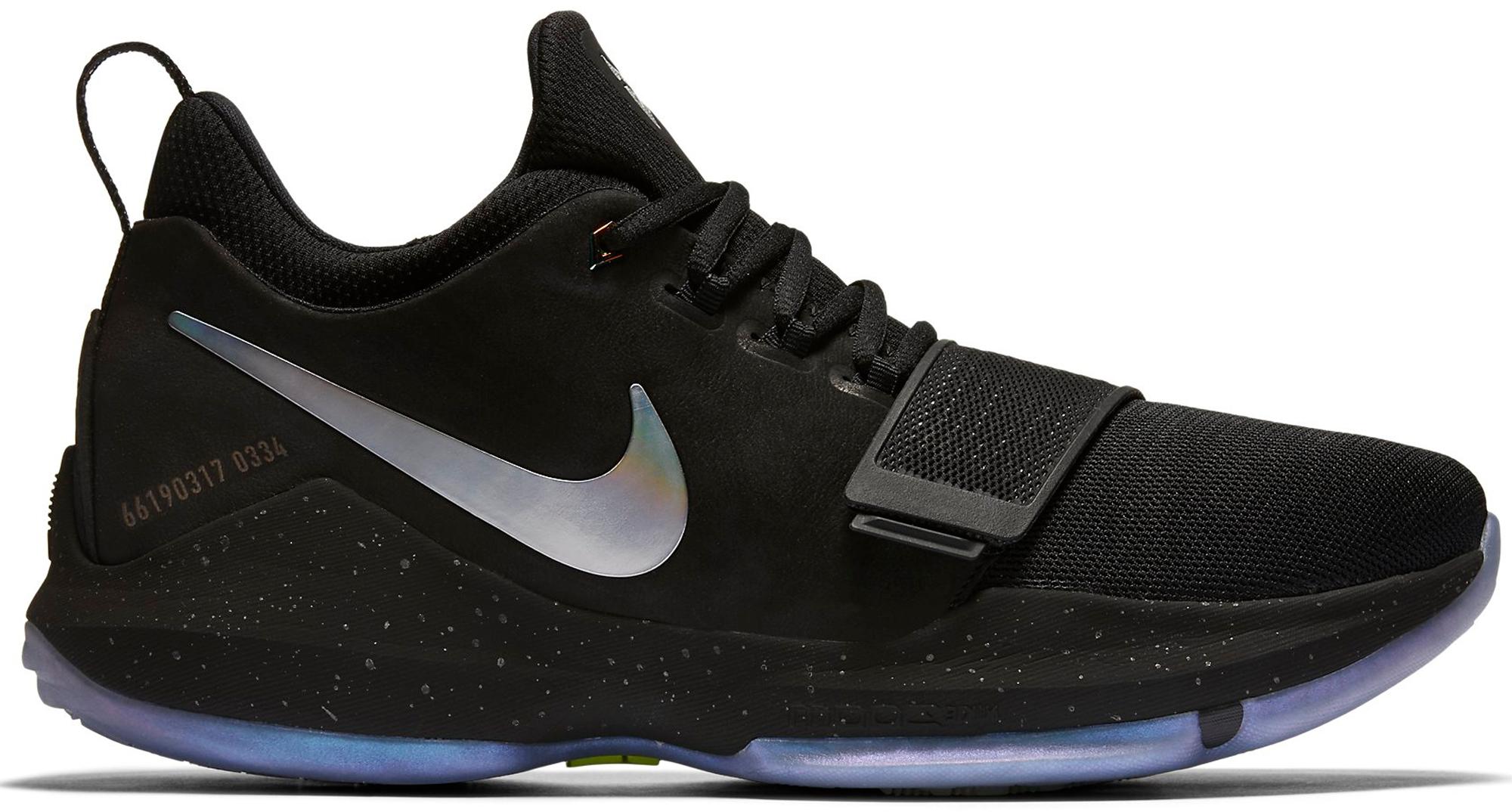 "Nike PG 1 Shining ""Pre-Heat"""