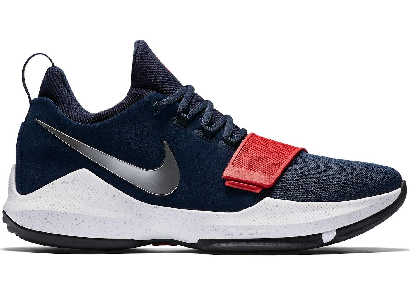 84ca1f6e1e479 HypeAnalyzer · Nike PG 1 USA