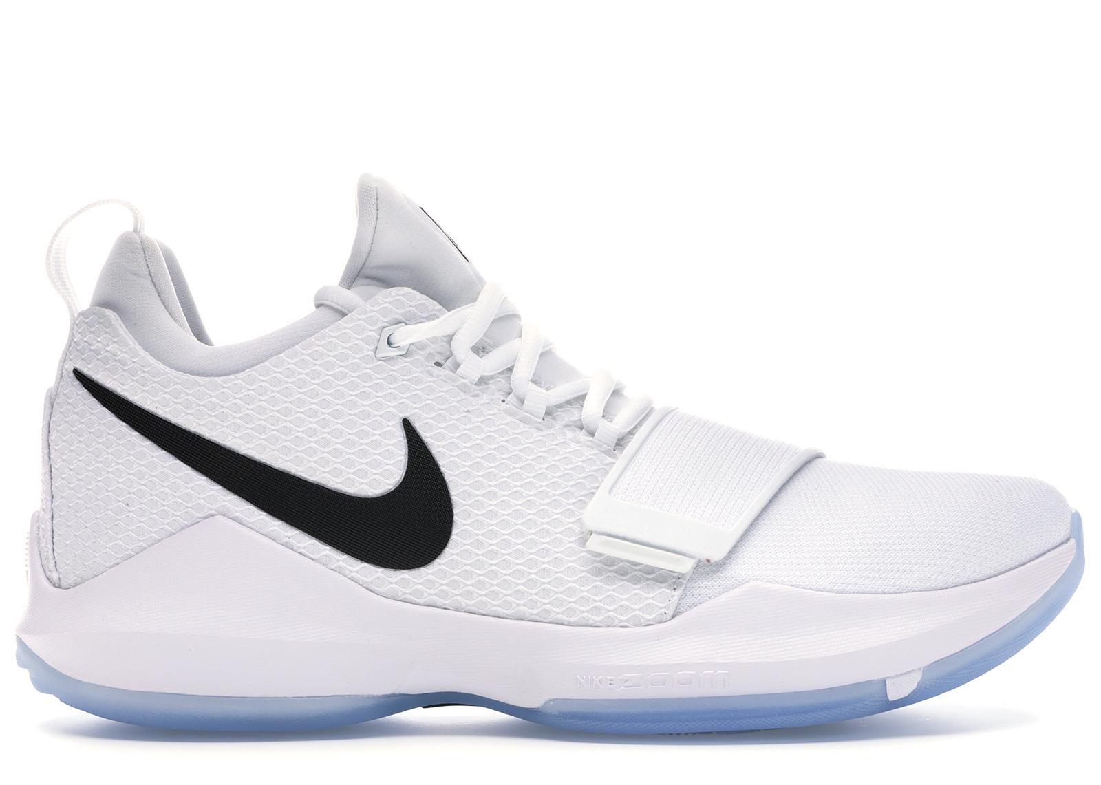 Nike PG 1 White Ice - 878627-100