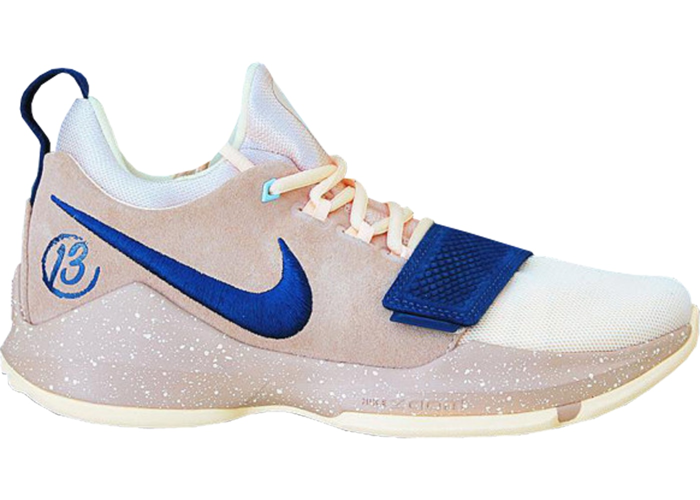 cheap for discount 5c571 4c23e Nike PG 1 Wild West PE