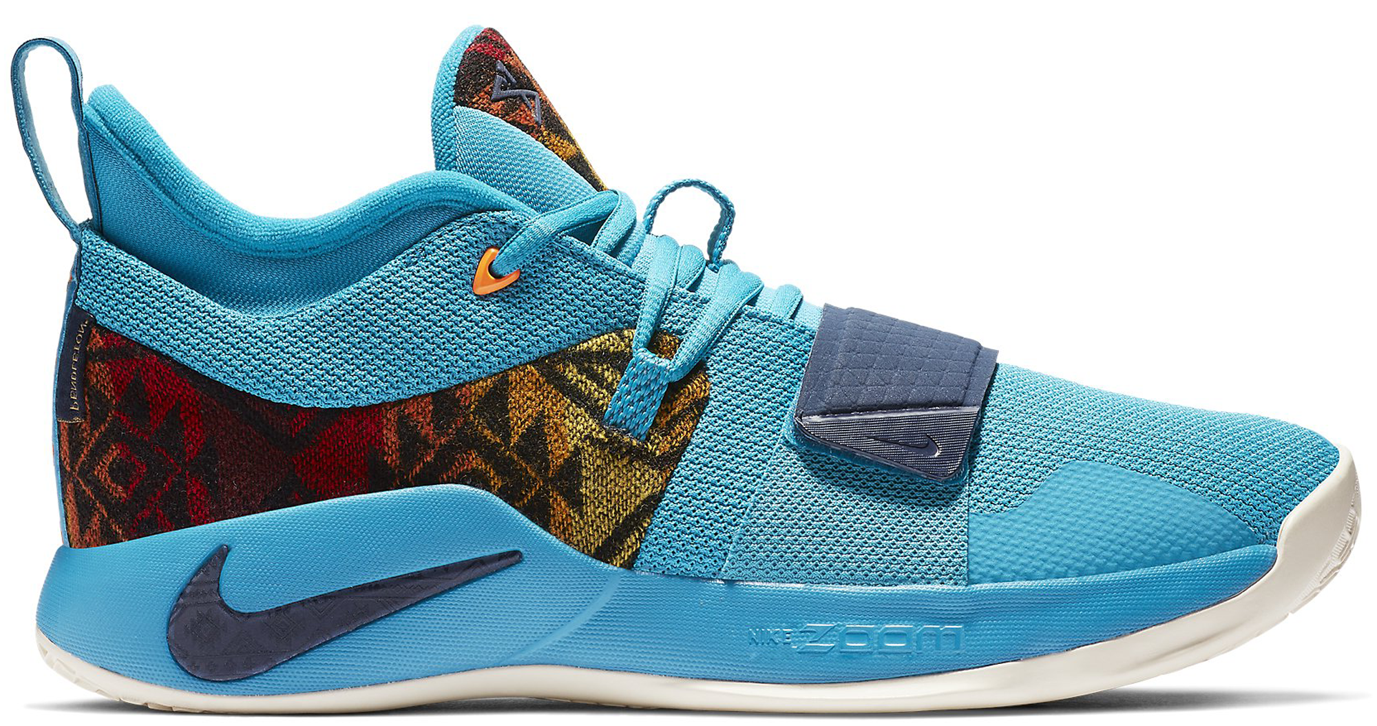 Nike PG 2.5 Pendleton