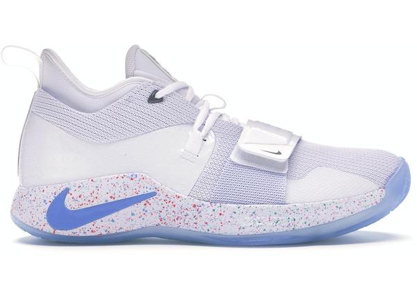 c3ebd52f10f9 Nike PG 2.5 Playstation White - BQ8388-100