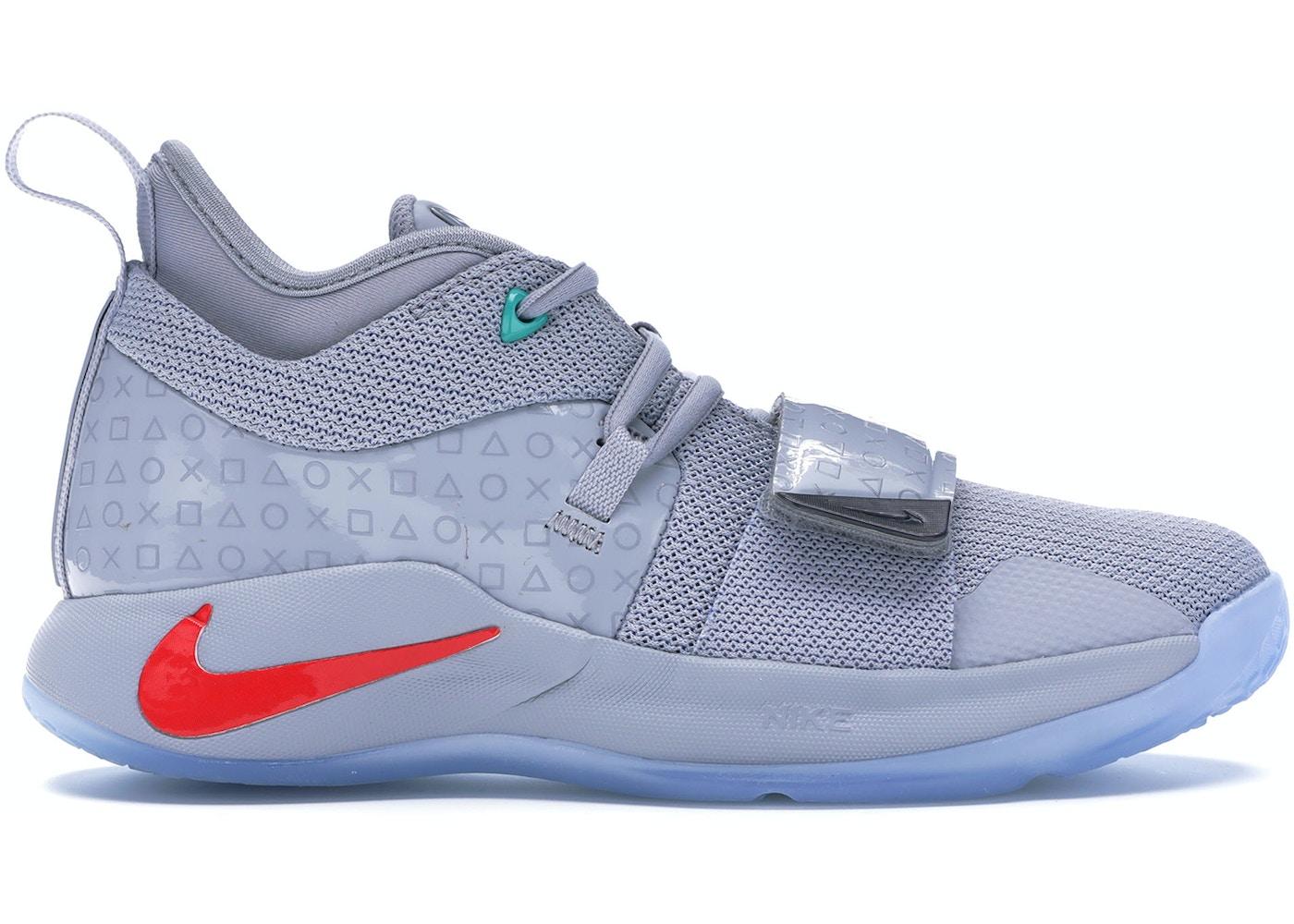 ccd20c49ff8af HypeAnalyzer · Nike PG 2.5 Playstation Wolf Grey (GS)