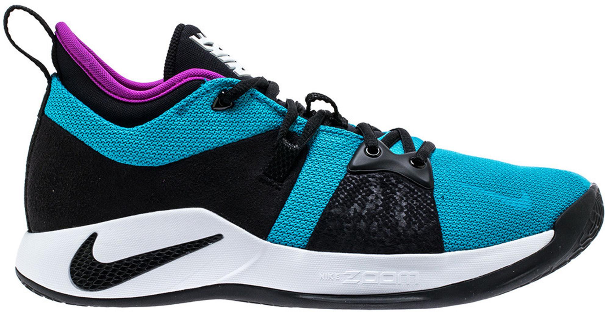 Nike PG 2 Blue Lagoon - AJ2039-402