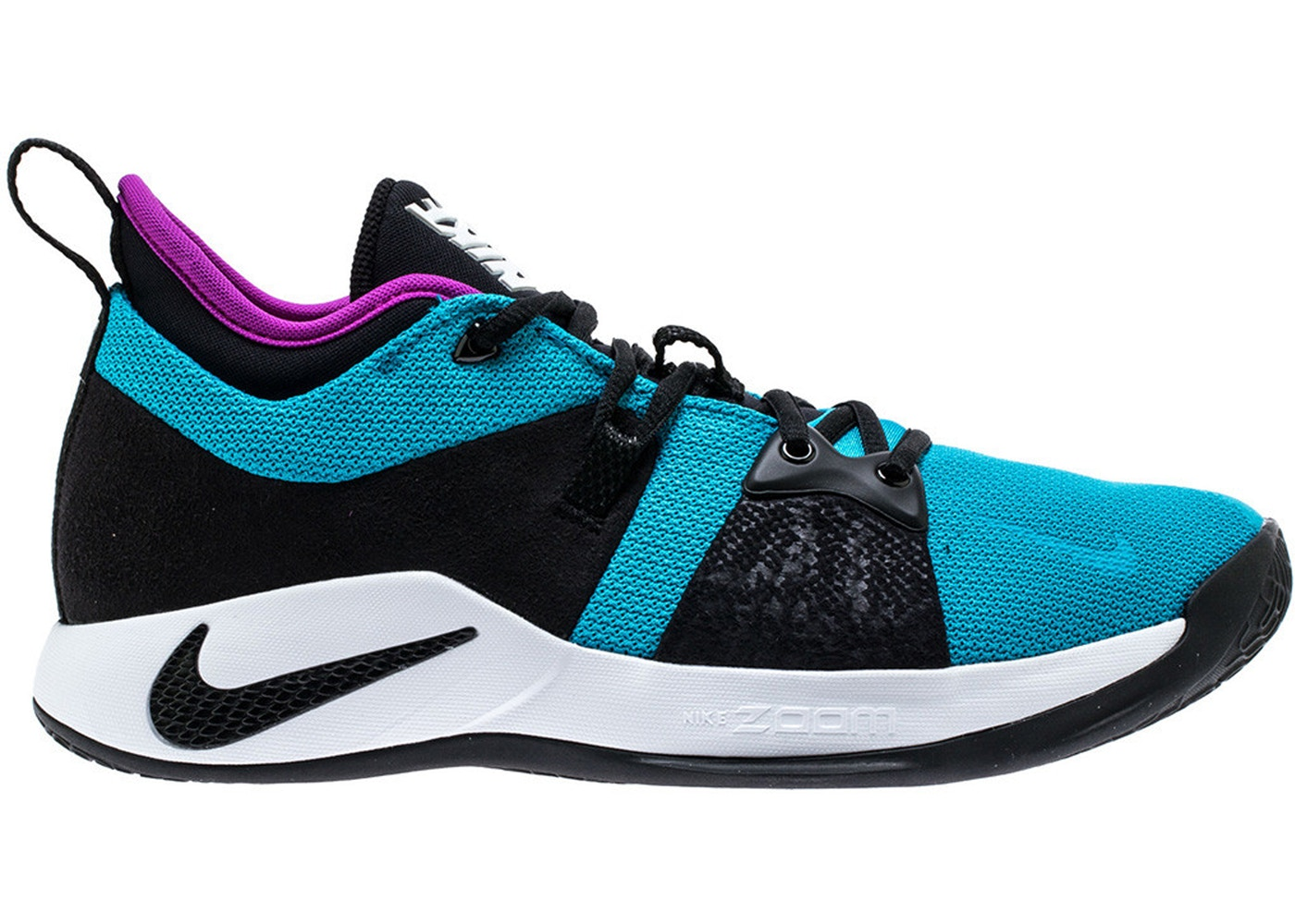 online store 4df8a 6af59 Nike PG 2 Blue Lagoon
