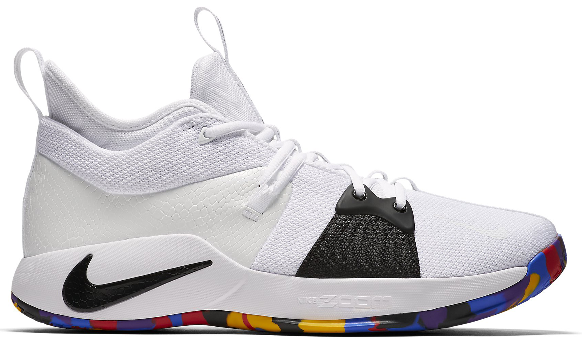 Nike PG 2 NCAA - AJ5163-100