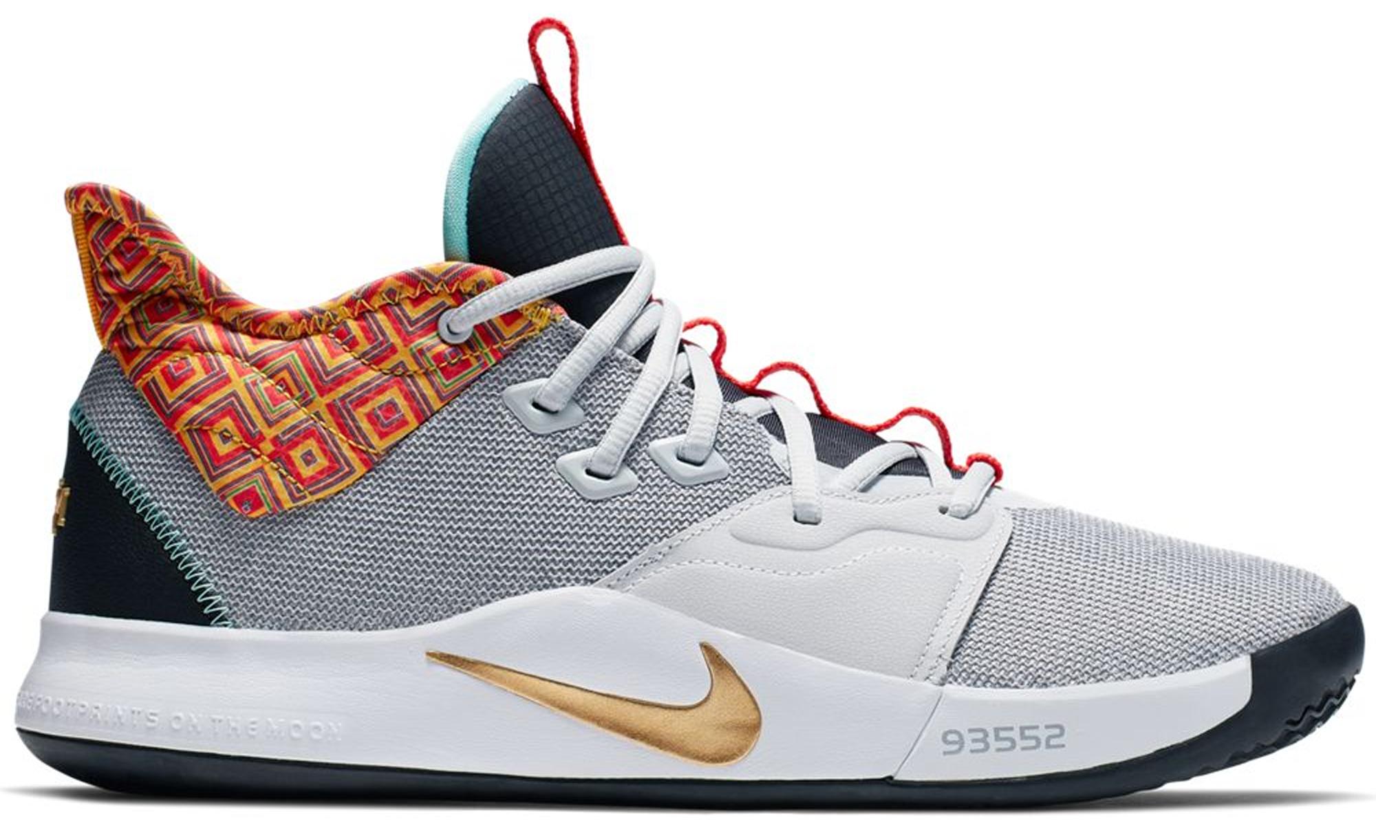 Nike PG 3 BHM (2019)