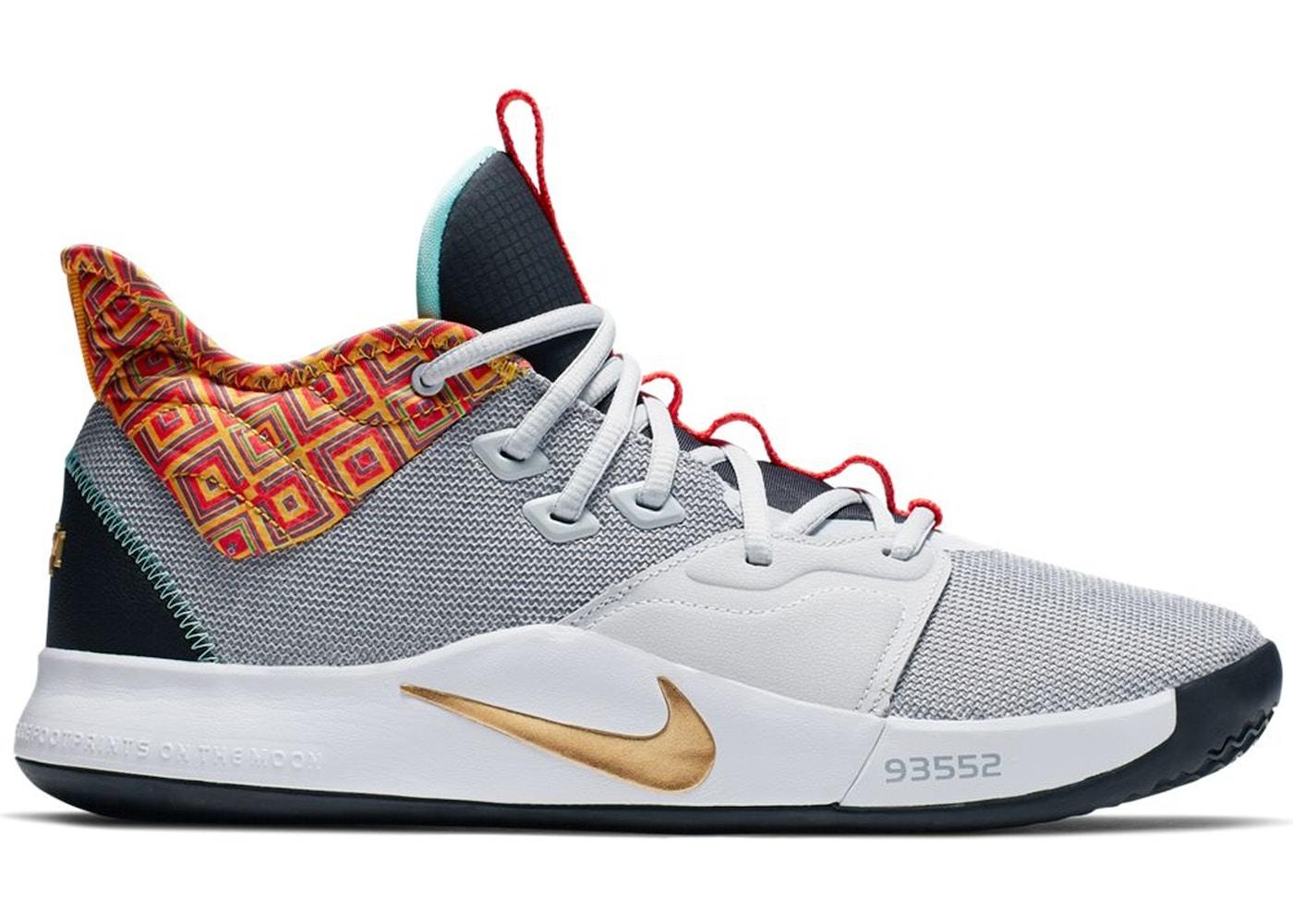 da537d8b0783 Nike PG 3 BHM (2019) - BQ6242-007