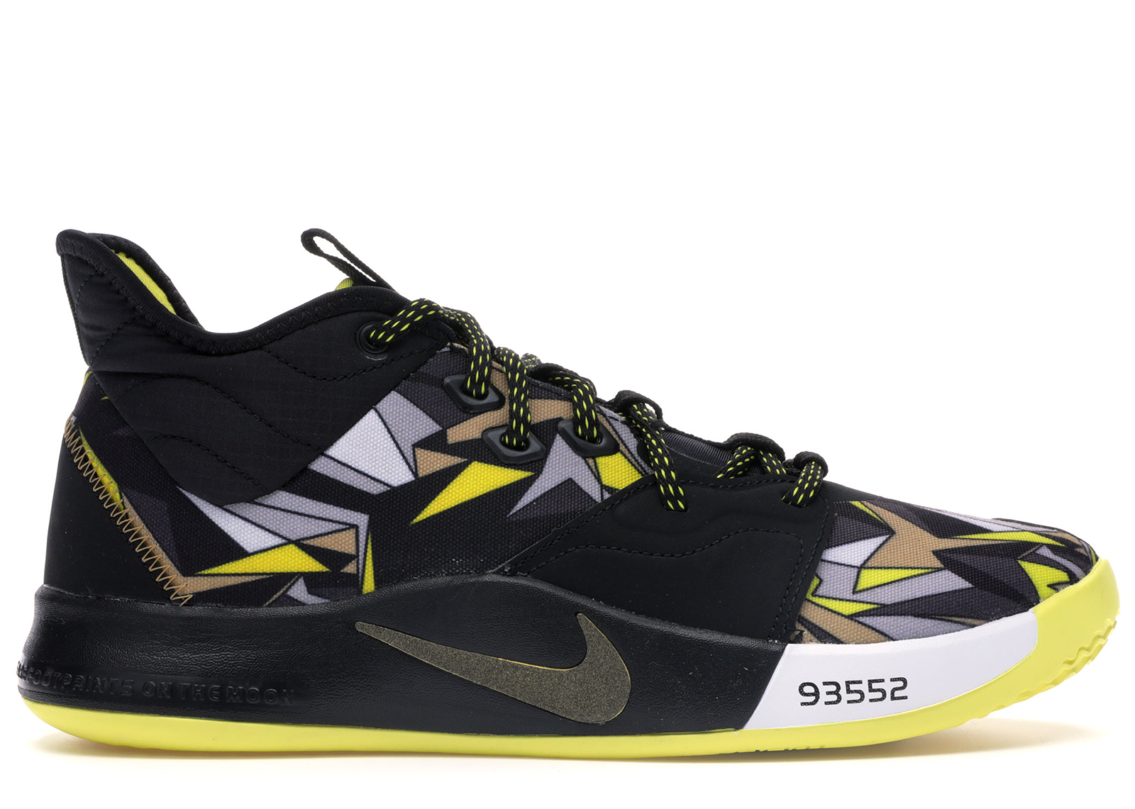 Nike PG 3 Mamba Mentality - AO2607-900